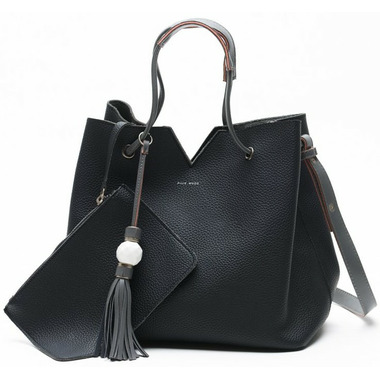 Pixie Mood Jasmine Bag Dark Grey