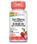 Solaray Tart Cherry Fruit Extract 425mg