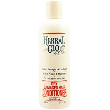 Herbal Glo Dry Damaged Hair Conditioner