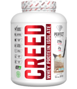 Perfect Sports CREED Whey Protein Isolate Iced Mochaccino