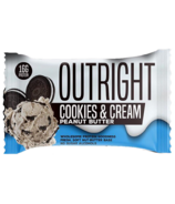 MTS Nutrition Outright Bar Cookies & Cream Peanut Butter