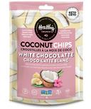 Healthy Crunch White Choco'Latte Coconut Chips