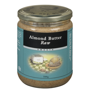 Nuts To You Raw Almond Butter