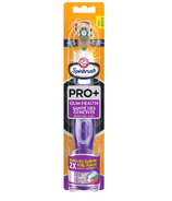 Arm & Hammer Spinbrush Pro+ Gum Health Battery Powered Toothbrush