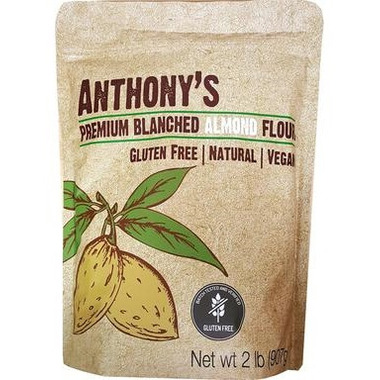 Anthony\'s Goods Premium Blanched Almond Flour