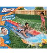 Banzai Splash Spring Racing Slide