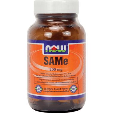 NOW Foods SAMe with B6 & Folic Acid