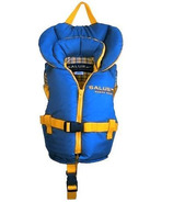 Salus Marine Nimbus Youth Vest Blue