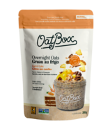 Oatbox Overnight Oats Carrot Cake