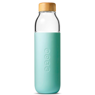 Soma Mint Water Bottle