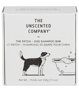 The Unscented Company The Patch Dog Shampoo Bar