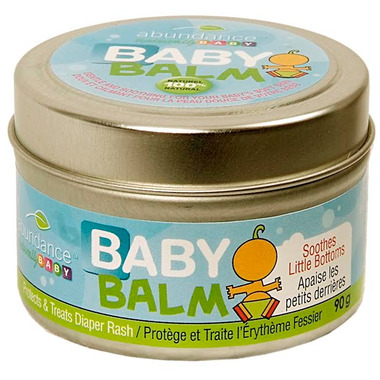 Abundance Naturally Baby Balm by Well