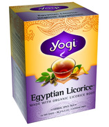 Yogi Tea Egyptian Licorice Tea