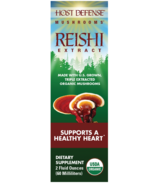 Host Defense Reishi (Ganoderma Lucidum) Extract