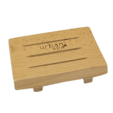 Urban Spa Wooden Soap Dish