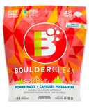 Boulder Clean Natural Dishwasher Detergent Power Packs Citrus Zest