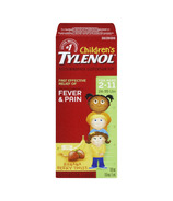 Children's Tylenol Fever & Pain Suspension Liquid