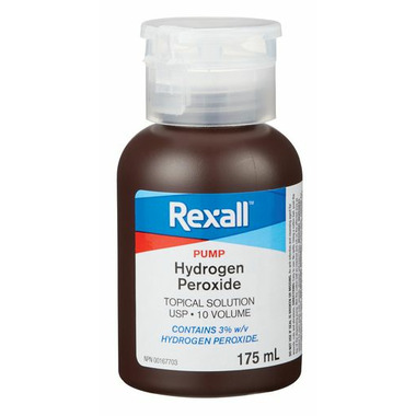 Rexall Hydrogen Peroxide Pump 175Ml