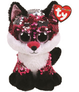 Ty Flippables Jewel The Sequin Fox Regular