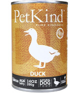 PetKind Duck Formula Natural Dog Food