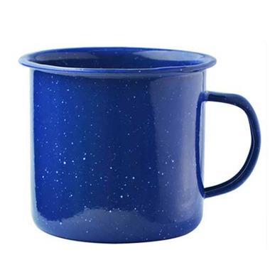 Asobu Happy Camper Stainless Steel Mug Blue