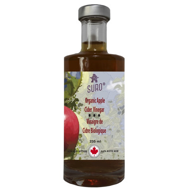 Suro Organic Apple Cider Vinegar