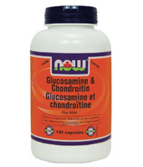 NOW Foods Glucosamine & Chondroitin Plus MSM