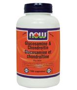 NOW Foods Glucosamine & Chondroïtine Plus MSM