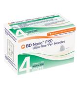 Stylo BD Nano PRO Ultra-Fine Neeldes 4mm 32G