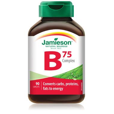 Jamieson Vitamin B 75 Complex