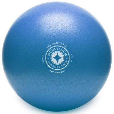 STOTT PILATES 7.5 Inch Mini Stability Ball Blue