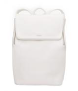 Matt & Nat Fabi Mini Backpack White