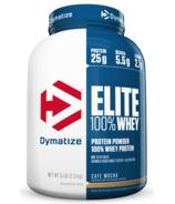 Dymatize Nutrition Elite Whey Protein Cafe Mocha 5 lbs