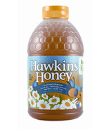 Hawkins Honey White Liquid Honey Squeeze Bottle Large