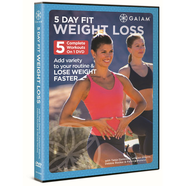 5 Day Fit Weight Loss DVD