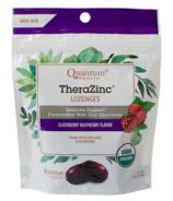 Quantum Organic TheraZinc Elderberry Lozeng