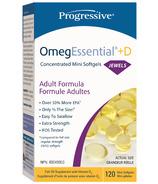 Progressive OmegEssential Jewels + Vitamin D