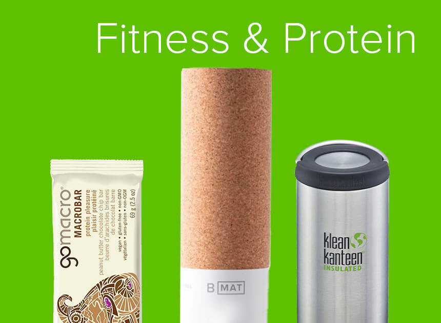 Natural Fitness & Protein