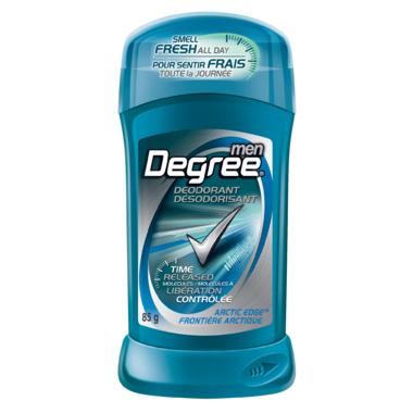 Degree Men Time Released Arctic Edge Deodorant