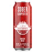 Bière artisanale non alcoolisée Irish Red de Sober Carpenter
