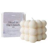 MELP Milk Cloud Candle Unscented