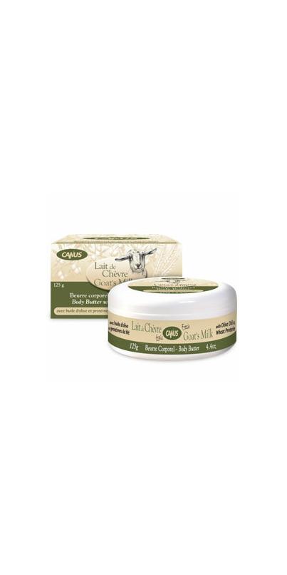 Caprina By Canus Goat's Milk Body Butter