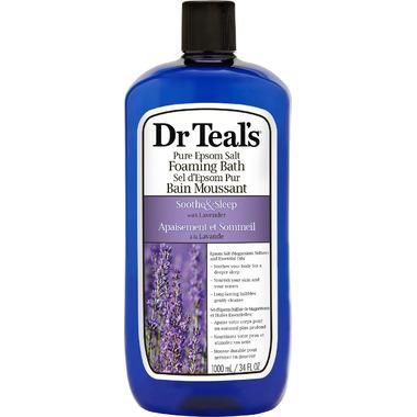 Dr Teal\'s Lavender Foaming Bath