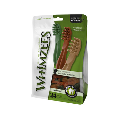 Whimzees Toothbrush Star Small
