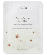 100% Pure Sheet Mask Anti Acne
