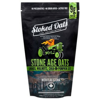 Stoked Oats Stone Age Oats