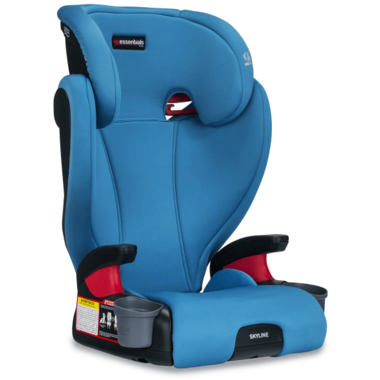 Essentials by Britax Skyline Booster Seat Teal