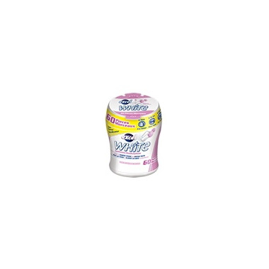 Excel White Bubblemint Sugar-Free Gum Bottle