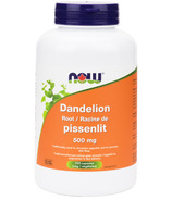 Now Dandelion Root 500 mg