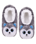 Ty Fashion Slush The Husky Slipper Socks